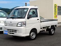 ハイゼットトラックエアコン・パワステ スペシャル ワンオーナー 4WD 3AT