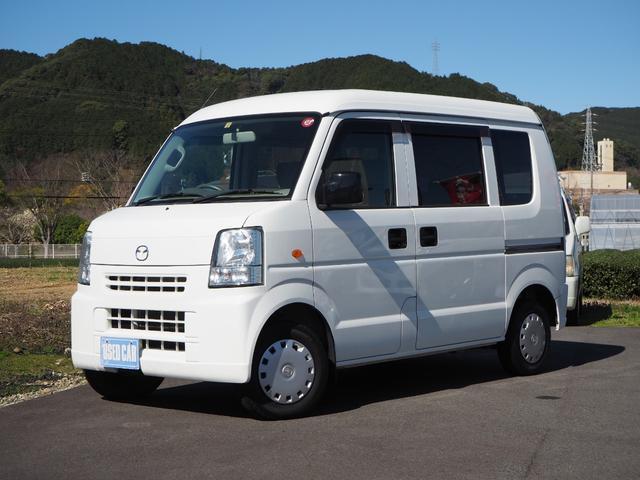 マツダ スクラム バスター 2WD 5MT キーレス パワーウィンドウ