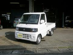 クリッパートラックDX 4WD F5速 ワンオーナー タイヤ新品