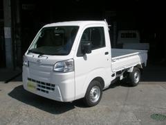 ハイゼットトラックスタンダード 4WD F5速 エアコン パワステ