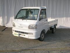 ハイゼットトラック4WD F5速 エアコン タイヤ新品 タイミングベルト交換済
