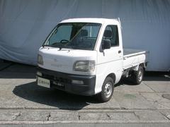 ハイゼットトラックスペシャル 4WD F5速 エアコン タイミングベルト交換済