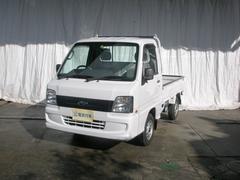 サンバートラックTB 4WD F5速 エアコン パワステ