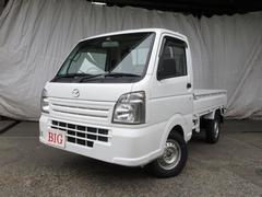 スクラムトラックKCエアコン・パワステ 4WD F5速 エアB タイヤ新品