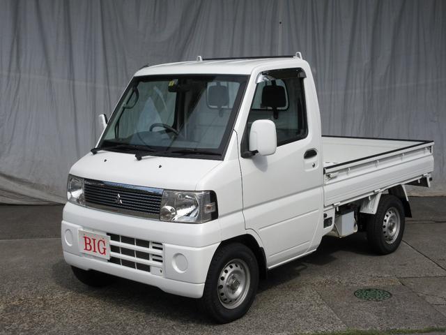 三菱 ミニキャブトラック VX-SE オートマ 4WD パワステ エアコン タイヤ新品