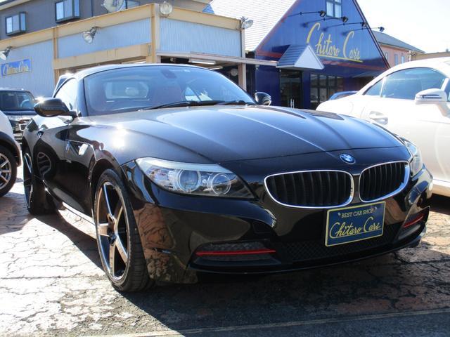 BMW sDrive23i ハイラインパッケージ 赤革
