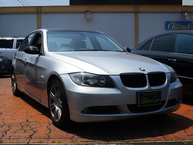 BMW 3シリーズ 320i 純正AW パワーシート ETC