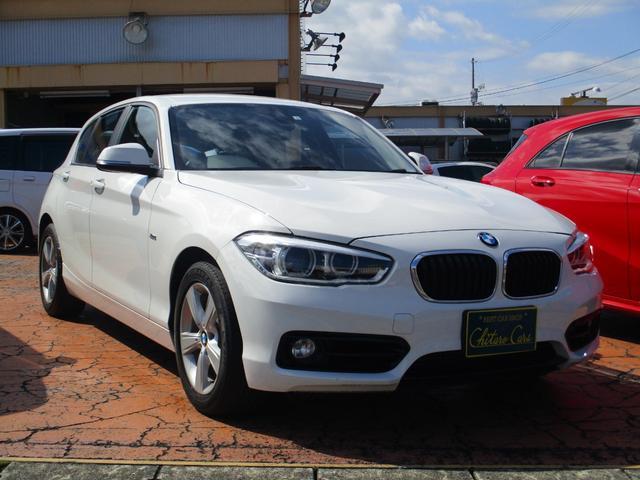 BMW 118d スポーツ 純正ナビ バックカメラ LEDライト