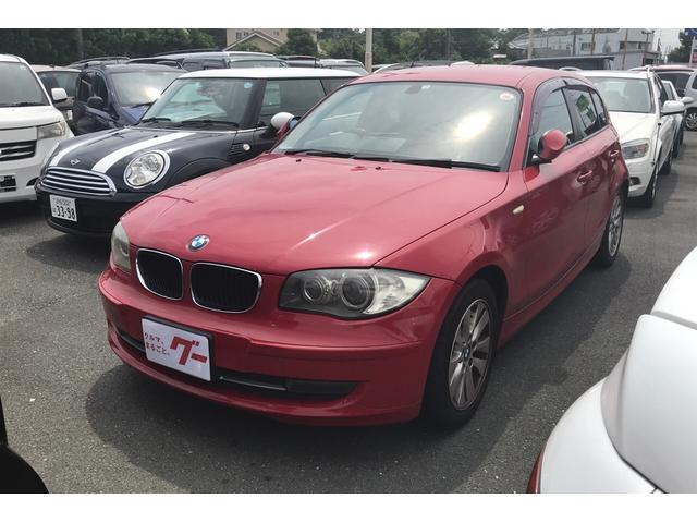 BMW 116i ナビ TV ETC AW AT オーディオ付