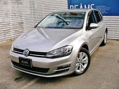 VW ゴルフTSIコンフォートライン ブルーM ディスカバープロ ACC