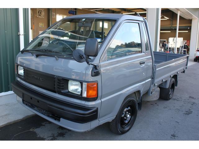 トヨタ タウンエーストラック シングルジャストローDX