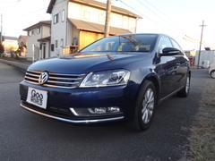 VW パサートTSIコンフォートライン ワンオーナー 純正ナビTV