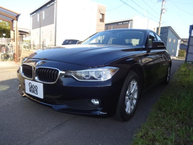 BMW 320d 純正ナビTV バックカメラ