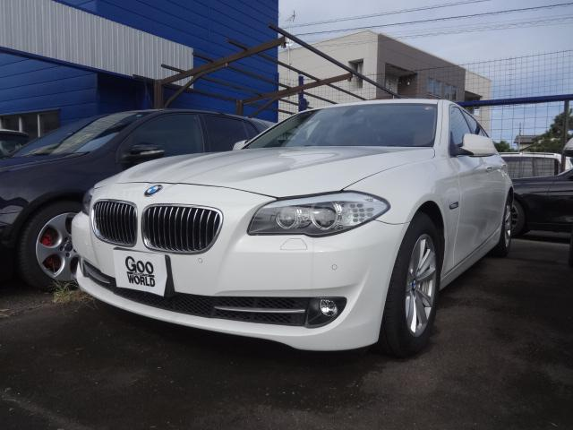 BMW 528i レザー 純正HDDナビ