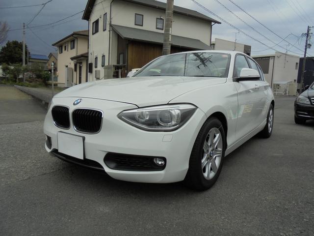 BMW 116i 純正ナビ キセノン ETC スマートキー