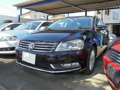 VW パサートヴァリアントTSIコンフォートラインブルーモーションテクノロジー