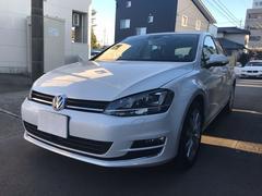 VW ゴルフミラノエディション 特別限定仕様車 ナビTV バックカメラ