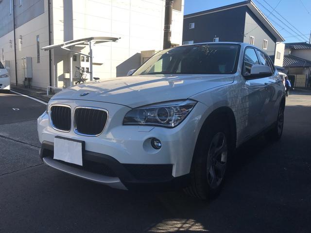 BMW X1 sDrive 20i 純正ナビ ワンオーナー ETC キセノン スマートキー