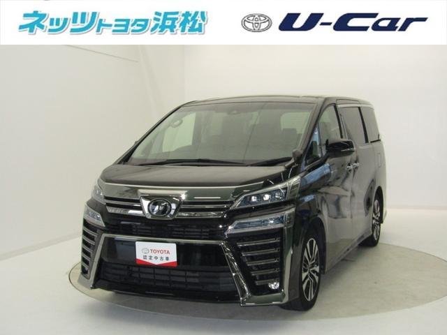 トヨタ 2.5Z Gエディション 純正TCナビ バックモニター