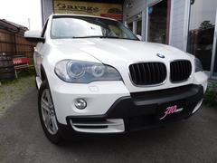 X5 3.0si 黒革 パノラマSR 4WD