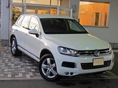 VW トゥアレグハイブリッド