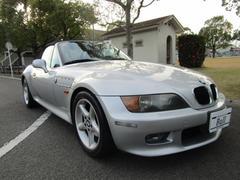 BMW Z3ロードスター2.2i黒革キーレスオープンパワーシート