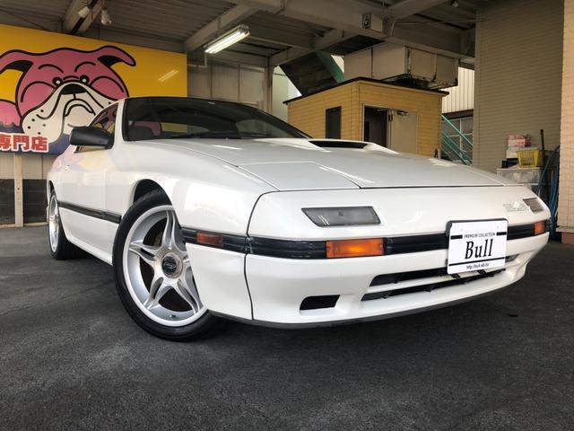 マツダ サバンナRX-7 GT-X