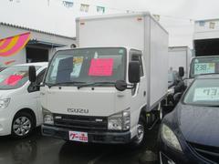 エルフトラックパネルバン・3000ccディーゼル・1.5t積み・キーレス