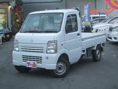 スクラムトラックKC 5速MT 4WD エアコン パワステ レベライザー