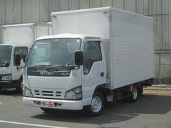 エルフトラックアルミバン 低床 Wタイヤ 空車モード 1450kg積み