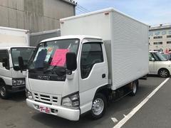 エルフトラックアルミバン 1450kg 1ナンバー 空車モード
