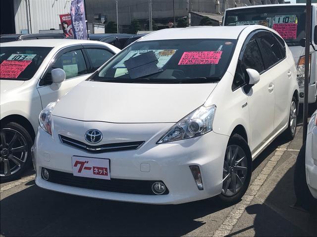トヨタ S ナビ地デジ スマートキー ETC