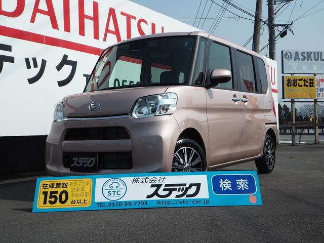 タント(ダイハツ)X VS SAIII 中古車画像