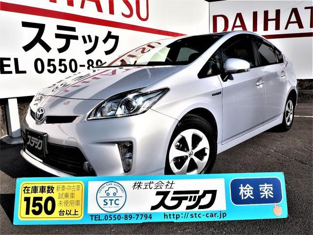 トヨタ G ハーフレザーシート・純正メモリーナビ・フルセグTV・Bluetooth・Bカメラ・D席パワーシート・クルコン