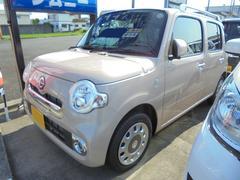 ミラココアココアプラスX 登録済み未使用車