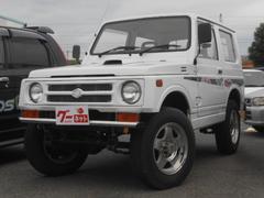ジムニーHC 4WD ターボ 5MT アルミ CDオーディオ