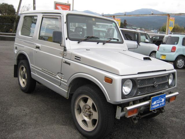 「スズキ」「ジムニー」「コンパクトカー」「静岡県」の中古車