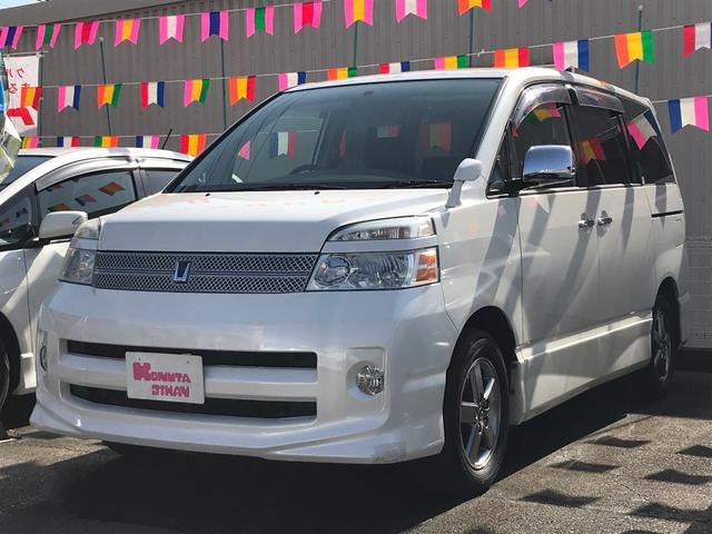 トヨタ Z 煌 両側電動スライドドア ETC HID パドルシフト