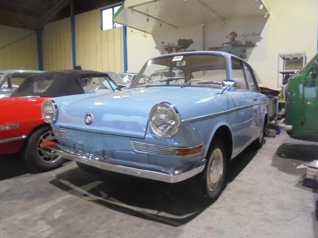 BMW 700セダン
