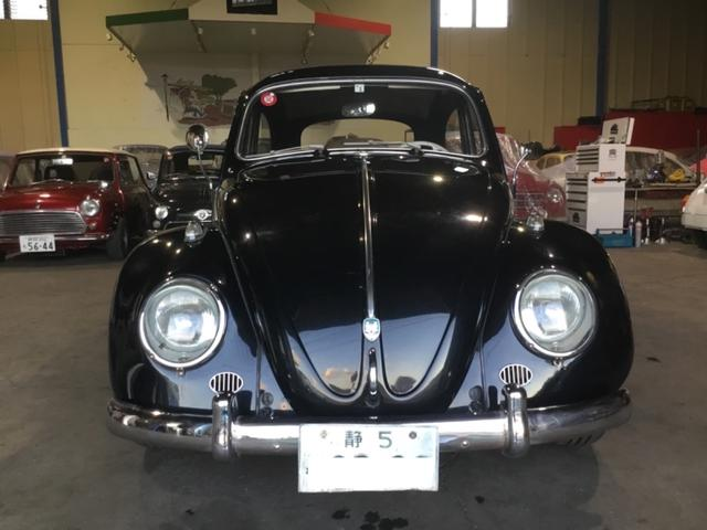 「フォルクスワーゲン」「ビートル」「クーペ」「静岡県」の中古車