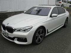 BMW740iMスポソフトクローズ 4ゾーンエアコン 最長4年保証