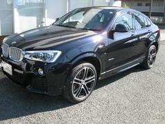 BMW X4xDrive28iMスポアスリートPアダプティブLED禁煙車
