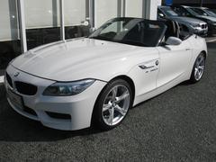 BMW Z4sDrive20iMスポ純正HDDナビ社外地デジパドルシフト