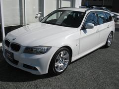 BMW320iツーリングMスポコンフォートアクセス&社外リアカメラ