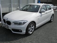 BMW118i最大4年保証 純正LED リアカメラリアPDC禁煙車