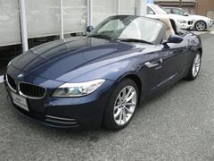 BMW Z4sDrive20iハイライン純OPベージュレザーパドルシフト