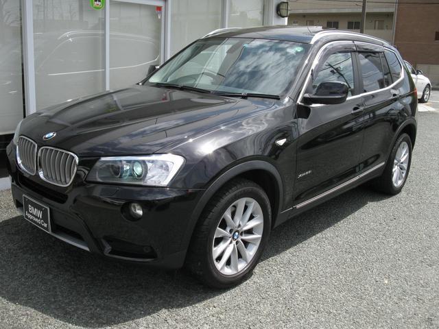 BMW xDrive28iハイラインOP電動黒レザーSシートヒーター