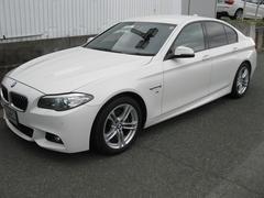 BMW523iMスポ最長4年保証コンフォートアクセスパドルシフト