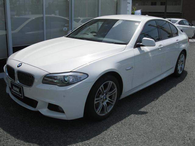BMW 523iMスポ 純OP電動シート コンフォートアクセス禁煙車