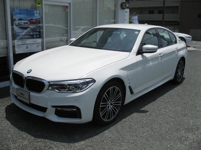 BMW 530eMスポ最長4年保証レーンチェンジ警告灯純OP19AW